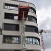 Pariser Höfe Stuttgart, Reparaturarbeiten an Natursteinfassade